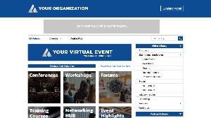 Virtual & Hybrid Events Platform